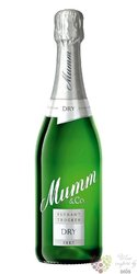 Mumm & Co Dry Rheingau German sparkling wine    0.75 l