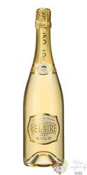 "Luc Belaire blanc "" Rare gold "" brut Bourgogne sparkling wine   0.75 l"