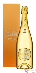 "Luc Belaire blanc "" Gold "" brut bift box Bourgogne sparkling wine   0.75 l"