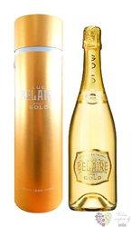 """Luc Belaire blanc """" Gold """" brut gift tube Bourgogne  0.75 l"""