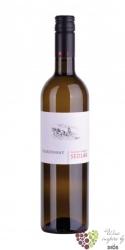 Chardonnay 2014 zemské víno z vinařství Sedlák Velké Bílovice  0.75 l