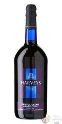 "Sherry de Jerez "" Cream "" Do Sweet & full bodied by Harveys Bristol 17.5% vol.0.05 l"