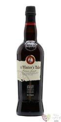"Sherry de Jerez amontillado "" a winter´s tale "" Do by Williams & Humbert 20% vol. 0.75 l"