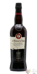 "Sherry de Jerez Amontillado "" a Winter´s tale  "" Do Williams & Humbert 19.5%vol.  0.75 l"