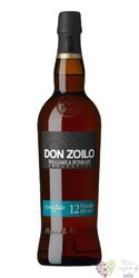 "Sherry de Jerez Amontillado "" Don Zoilo "" Do aged 12 years Williams & Hubert 18% vol. 0.75 l"