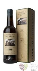 "Sherry de Jerez "" Amontillado "" Do aged 30 years by bodegas Tradicion     0.75 l"