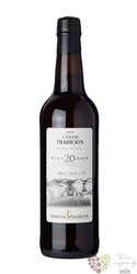 "Sherry Cream  "" VOS "" by bodegas Tradicion     0.75 l"