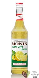 "Monin concentrate "" Rantcho Lemon "" French lemon juice 00% vol.   0.70 l"