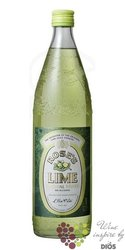 "Rose´s "" Lime juice "" Danish fruits flavoured coctail juice 00% vol.    1.00 l"