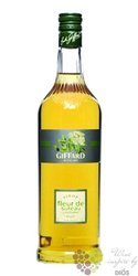 "Giffard "" Fleur de sureau "" premium French elderflower syrup 00% vol.   1.00 l"
