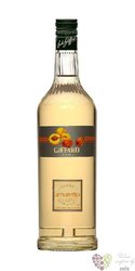 "Giffard "" Amaretto "" premium French almond syrup 00% vol.   1.00 l"
