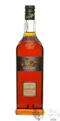 "Giffard "" Caramel "" premium French coctail syrup 00% vol.   1.00 l"