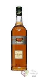 "Giffard "" Chestnut "" premium French coctail syrup 00% vol.   1.00 l"