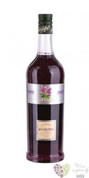 "Giffard "" Violette "" premium French coctail syrup 00% vol.     1.00 l"