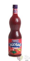 "Fabbri Mixybar "" Fragoli "" Italian coctail syrup 00% vol.   1.00 l"