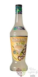 """Vedrenne """" Coconut """" French flavoured coctail syrup 00% vol. 0.70 l"""