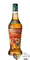 Vedrenne � Peach � French fruits coctail syrup 00% vol. 1.00 l