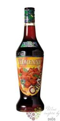 """Vedrenne """" Caramel """" French flavoured coctail syrup 00% vol. 1.00 l"""