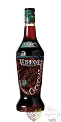 """Vedrenne """" Chocolat """" French flavoured coctail syrup 00% vol. 0.70 l"""