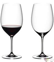 Kolekce Vinum- sada dvou sklenic Bordeaux Riedel