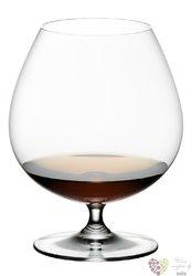 Kolekce Vinum- sada dvou sklenic Brandy Riedel