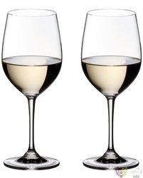 """Riedel Vinum """" Chardonnay Chablis Viognier """" dárková sada 2 sklenic"""