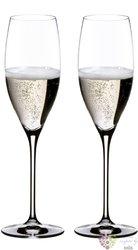 "Riedel Vinum "" Champagne cuvée Prestige "" dárková sada 2 sklenic"