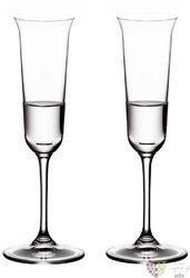 """Riedel Vinum """" Grappa """" dárková sada 2 sklenic"""