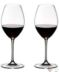 """Riedel Vinum """" Tempranillo """" dárková sada 2 sklenic"""