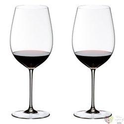 """Riedel Sommelier """" Bordeaux Grand Cru """" sada dvou sklenic"""