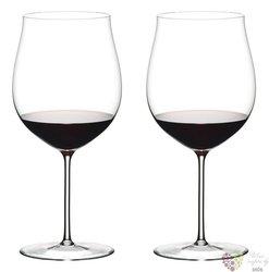 "Riedel Sommelier "" Burgundy Grand Cru "" sada dvou sklenic"