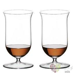Kolekce Sommelier-  sada dvou sklenic Single Whisky Riedel