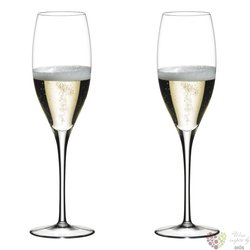 Kolekce Sommelier- sada dvou sklenic Vintage Champagne Riedel