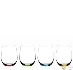 Riedel Happy O - sada čtyř sklenic I.