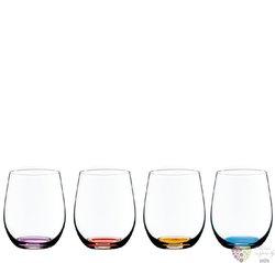 Riedel Happy O - sada čtyř sklenic II.