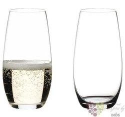 """Riedel O """" Champagne """" sada dvou sklenic"""