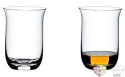 """Riedel O """" Whisky """" sada dvou sklenic"""