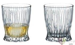 Kolekce Tumbler - sklenice Fire whisky Riedel