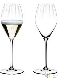 """Riedel Performance """" Champagne """" sada dvou sklenic"""