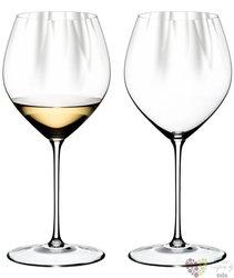"Riedel Performance "" Chardonnay "" sada dvou sklenic"
