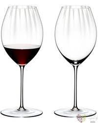 "Riedel Performance "" Syrah "" sada dvou sklenic"