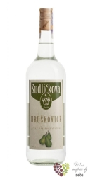 Sudličkova Hruškovice czech fruits brandy 40% vol.  1.00 l