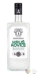 Sudličkova Hruškovice czech fruits brandy 50% vol.  0.70l