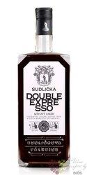 "Sudlička "" Double EXpresso "" Bohemian coffee liqueur 20% vol.  0.70 l"