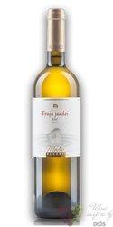 """Cuvée bílé """" Traja Jazdci """" 2013 D.S.C. akostné víno Slovakia Elesko  0.75 l"""