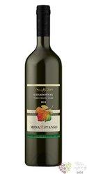 """Chardonnay """" Čachtice """" 2018 neskorý zber Mrva & Stanko  0.75 l"""