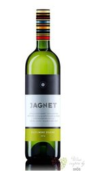 """Muškát Moravský """" Jagnet """" 2016 akostné odrodové víno Slovakia Karpatská Perla0.75 l"""