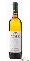 """Chardonnay """"Château Zumberg""""  2016 akostné víno Slovakia VPS Pavelka a syn   0.75 l"""