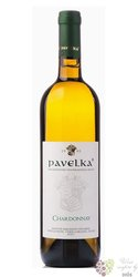 Chardonnay 2018 výber z hrozna Slovakia VPS Pavelka a syn   0.75 l