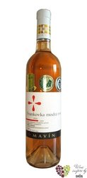 Cabernet Sauvignon rose 2013 výber z hrozna Slovakia Mavín 0.75l